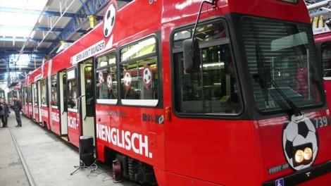UEFA EURO 2008™ tram ©Michael Haussener